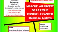 Le Dimanche 10 Juin 2018 l'association Deltasports, organise à Beaumont du périgord, une marche au profit de la lutte contre le cancer Dordogne. Marche pour tous, de 6km ou 16kms...