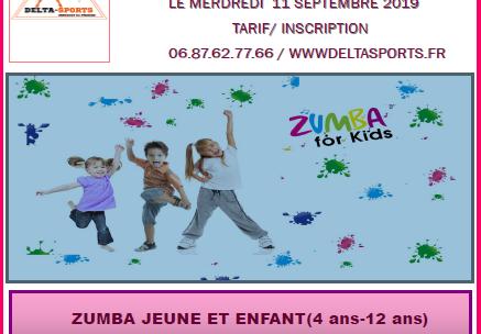 Zumba enfants/jeunes