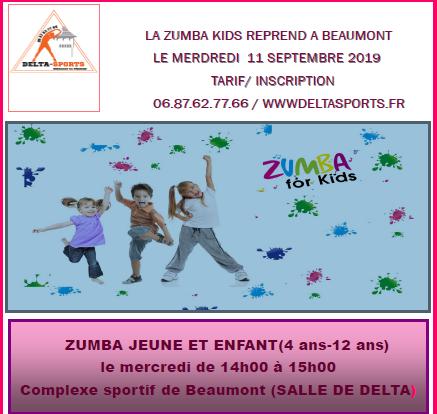 Zumba Adultes/Enfants